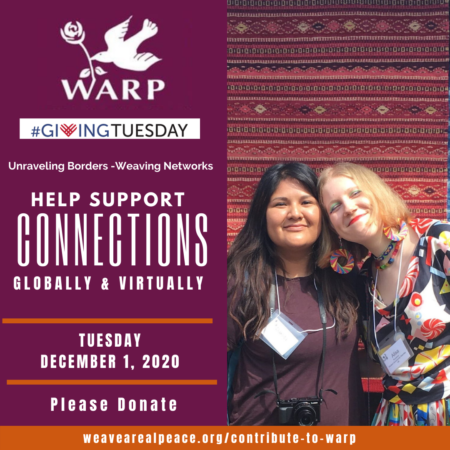 Copy Of WARP Giving Tuesday
