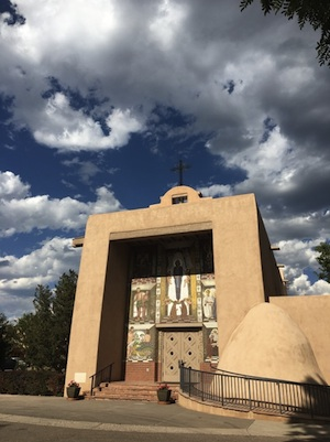 Immaculate Heart of Mary Chapel