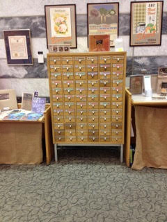 Seed Library at Pima County Library, Tuscon, AZ