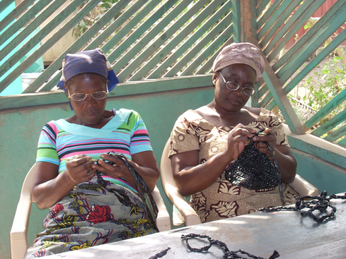 Textiles and economic development in Ghana